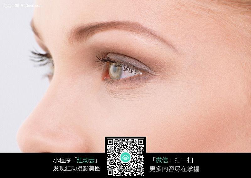 美女的眼睛和鼻子175图片编号:5661