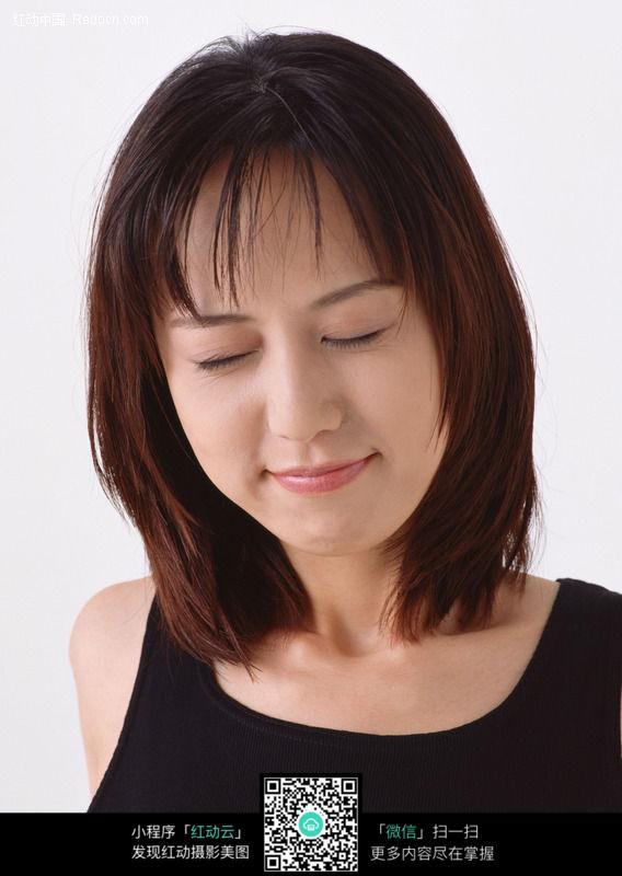 美女表情 面部神情图片编号:11374 女性女人