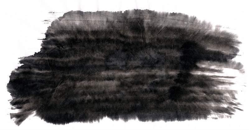 韩国笔刷_韩国黑白墨迹笔刷196psd墨迹ps笔触下载编