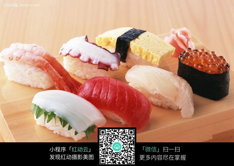 日本寿司035图片编号:17376 外国美食