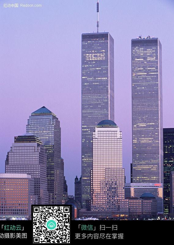 纽约世贸大厦003图片 环境图片|图片库|图库下