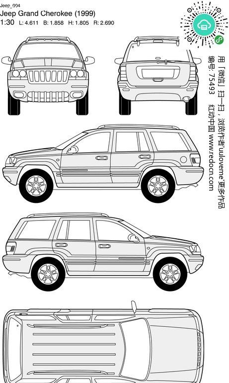 jeep汽车4高清图片
