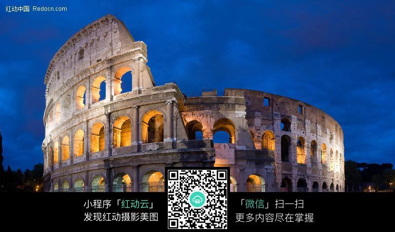 关键词:古建筑古罗马图片