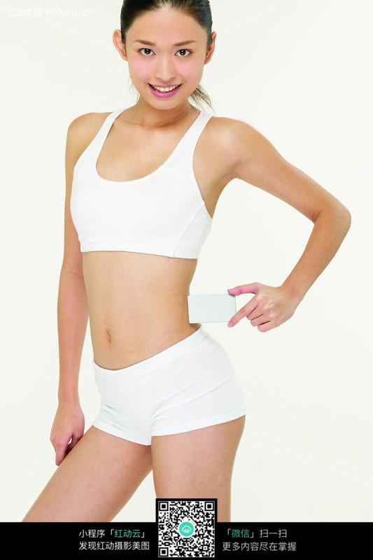 摆POSS的健身美女图片编号:91862 女性女