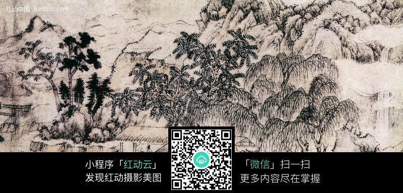 古代山水名画图片(编号:83958)图片