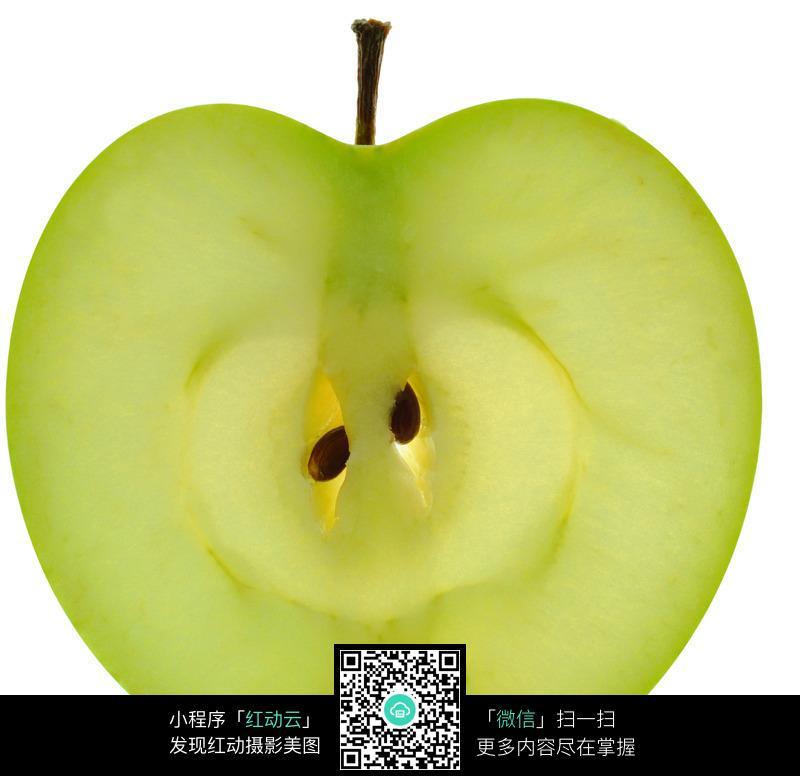 切开的苹果 [图片.jpg]图片