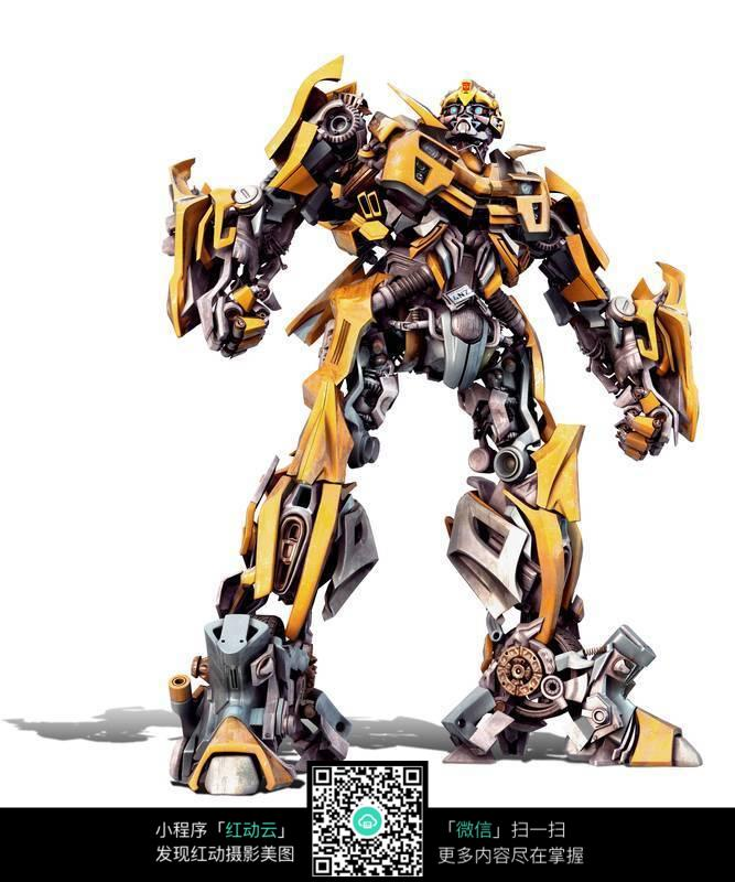 变形金刚汽车人大黄蜂机器人图片高清图片