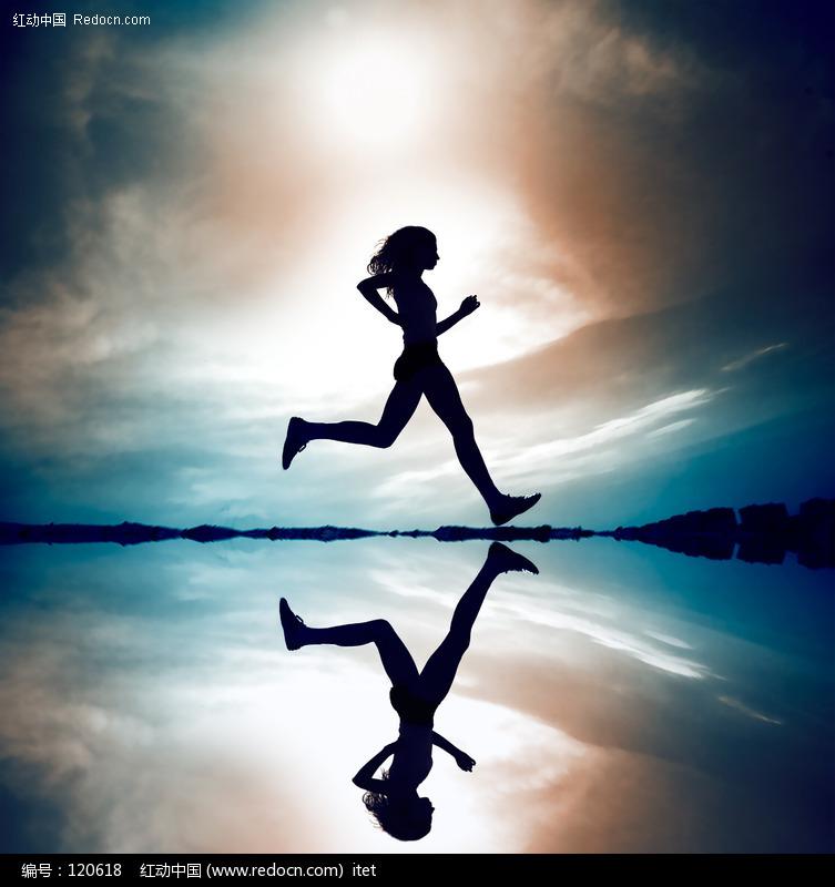 奔跑的人_奔跑的人画法