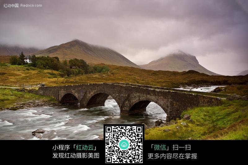 拱形石桥图片编号:131400 自然风景