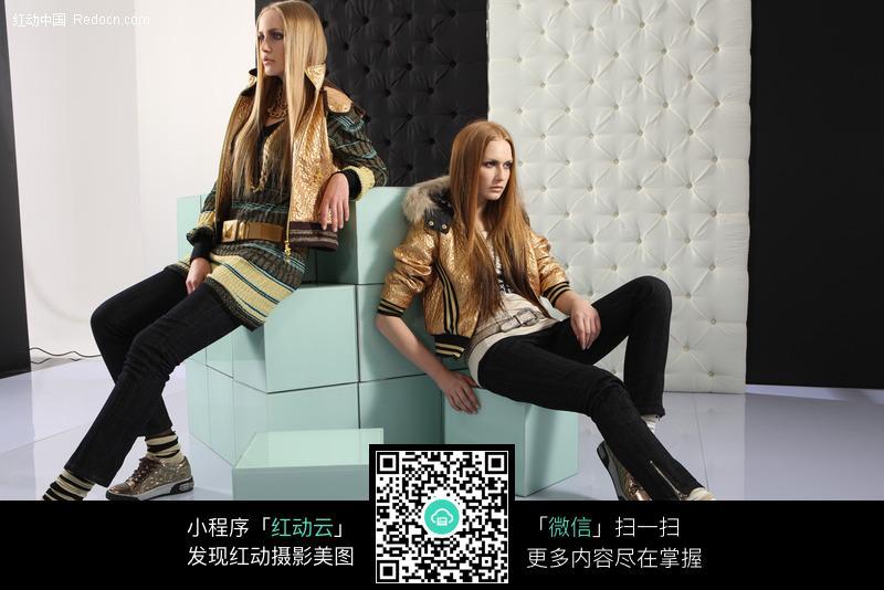 外国时尚美女模特图片图片编号:147201