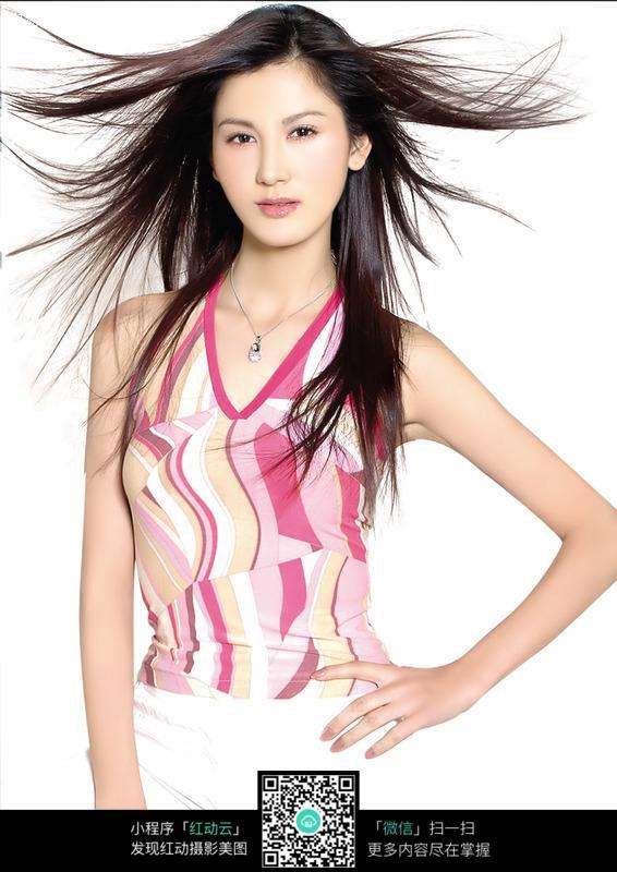 飘逸头发美女图片图片 人物图片素材|图片库|图