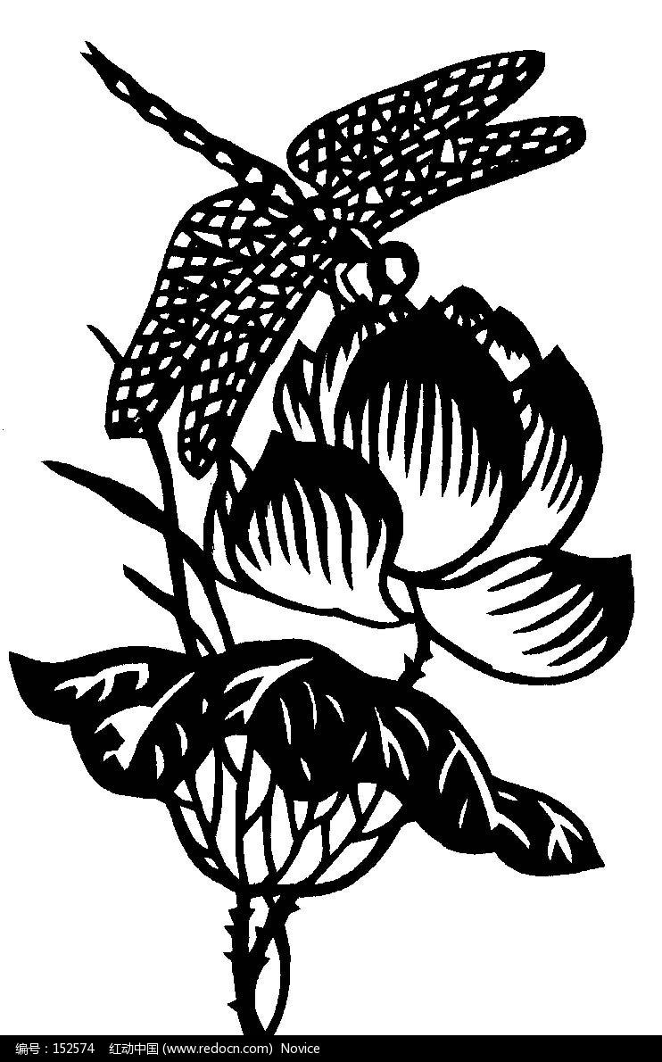 工笔蜻蜓画法 蜻蜓画法 简笔画蜻蜓的画法