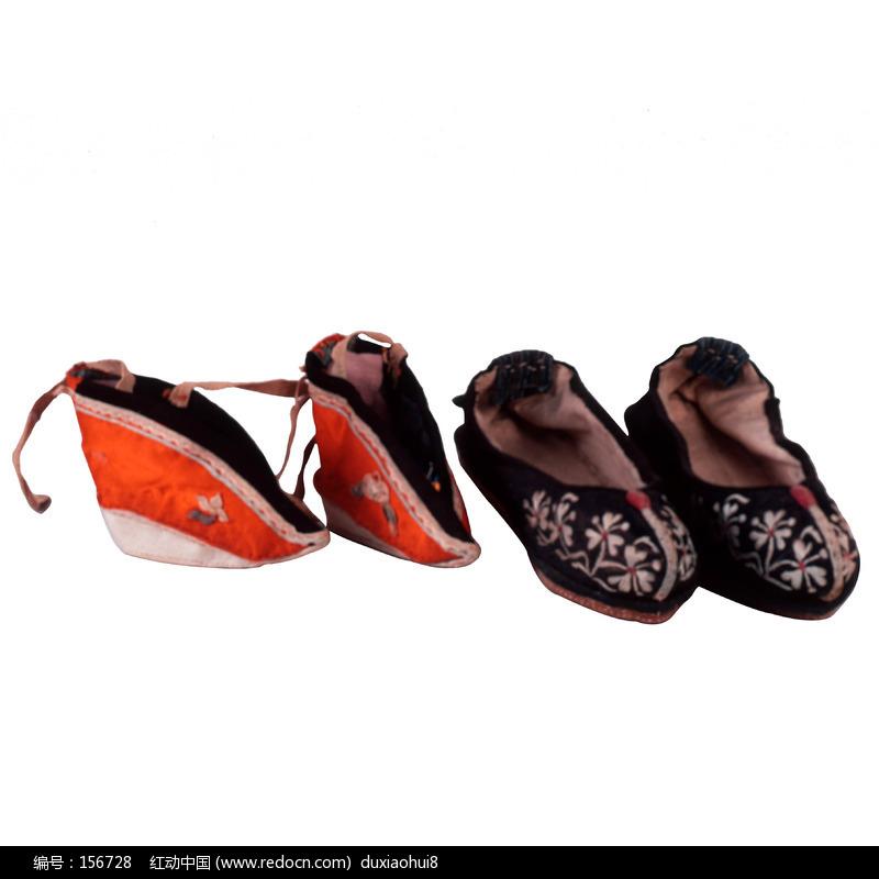 古代女人穿的鞋子