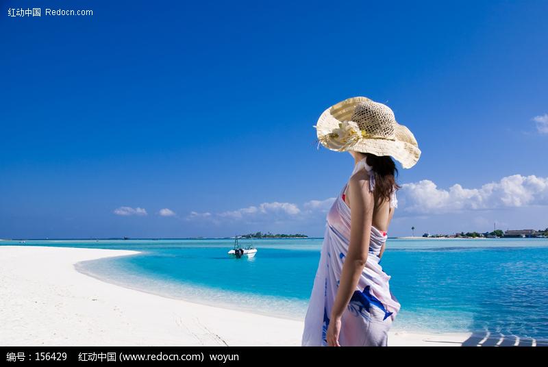 海边美女图片编号:156429 800