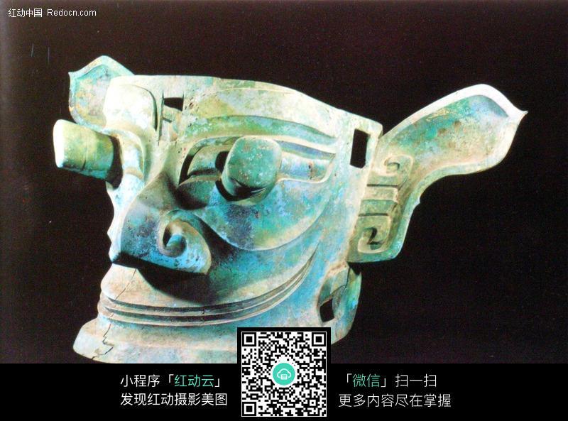 2 11青铜面具设计图片