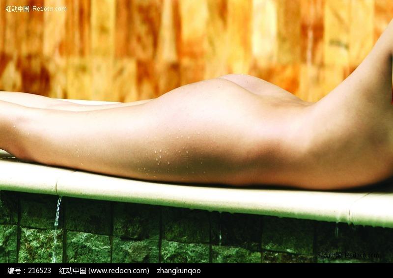 裸体美女臀部特写图片 人物图片素材|图片库|图