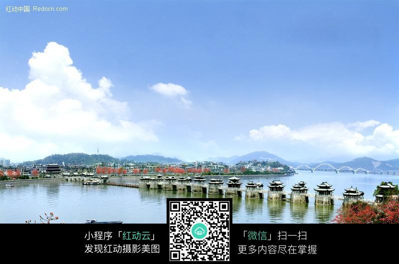 中国四大古桥潮州湘子桥图片(编号:233786)图片