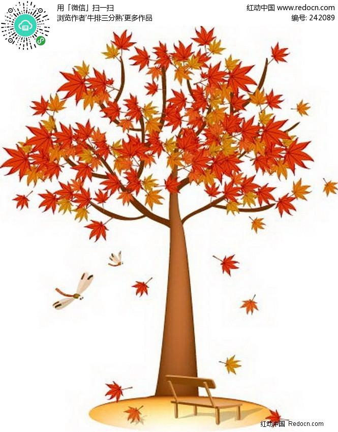枫叶树简笔画图片名称图片 枫叶图片简笔画,一张枫叶图片简笔画