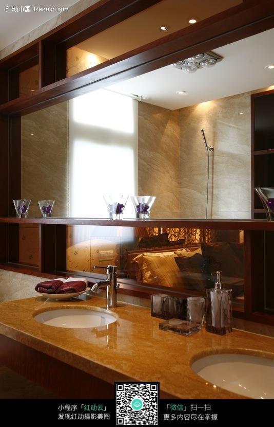 气派的洗手间图片 环境图片 252232 高清图片