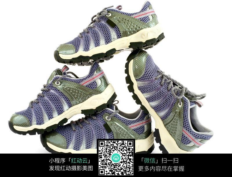高清网面运动鞋图片(编号:332797)