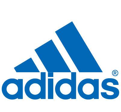 adidas品牌标志设计