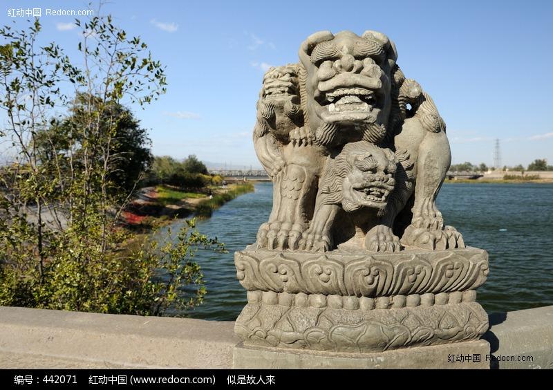 卢沟桥石狮子图片素材下载(编号:442071)图片