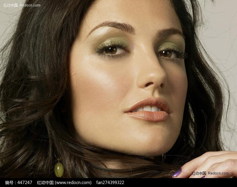 美丽的外国美女图片编号:447247