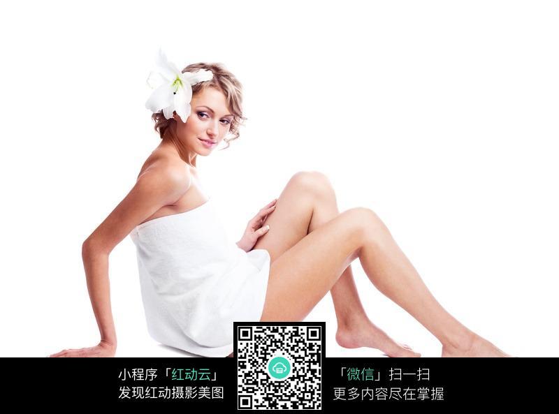spa美女图片 人物图片素材|图片库|图库下载编号: