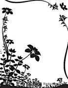 design 手绘手抄报花边 水晶珠链  手绘小清新花边边框韩国手绘小清新