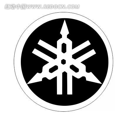 雅马哈logo矢量图 编号 563735 行业标志 标志 图标 矢量