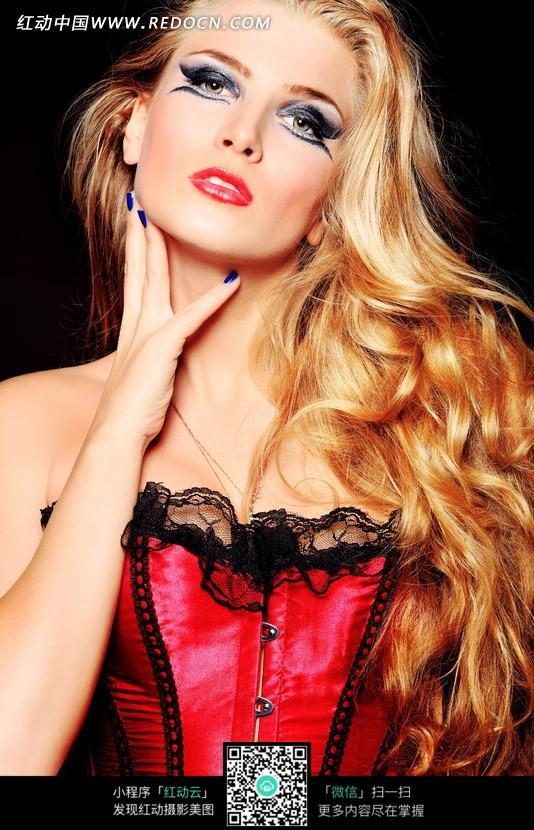 外国性感性感美女图片图片(编号:572559)_女性内衣的宋茜图片金发图片