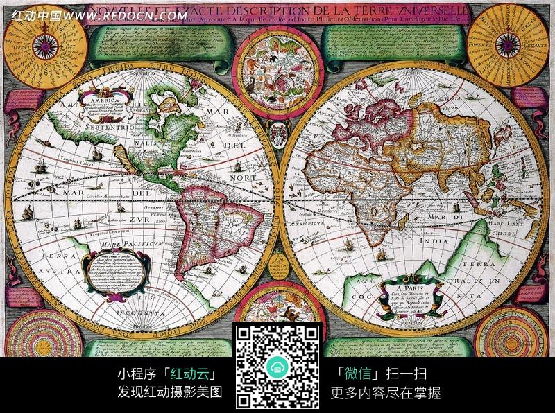 带有经纬度的地图图片(编号:61