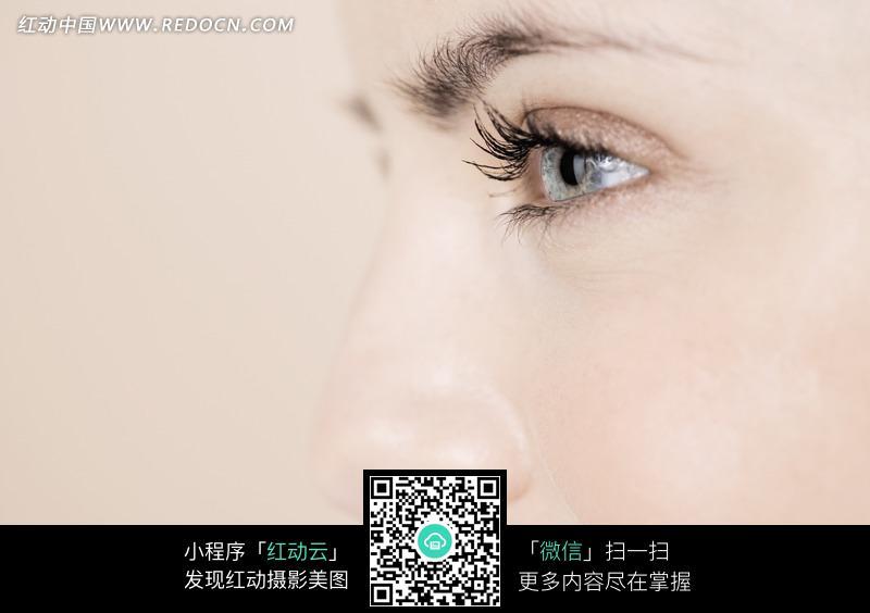 美女眼睛细节特写图片 人物图片素材|图片库|图库