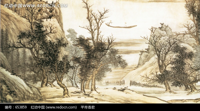 中国十大传世名画图片下载 中国十大传世名画打包