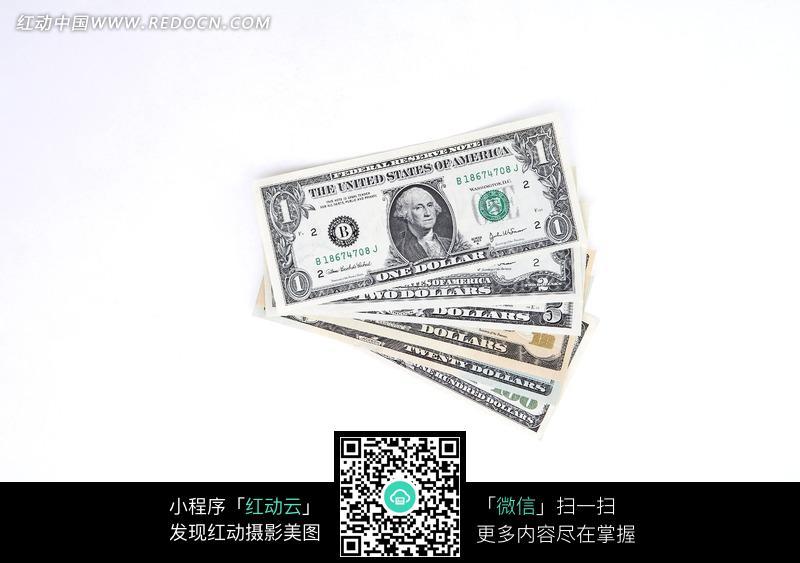 美元纸币图片 生活用品|日常生活图片下载编号