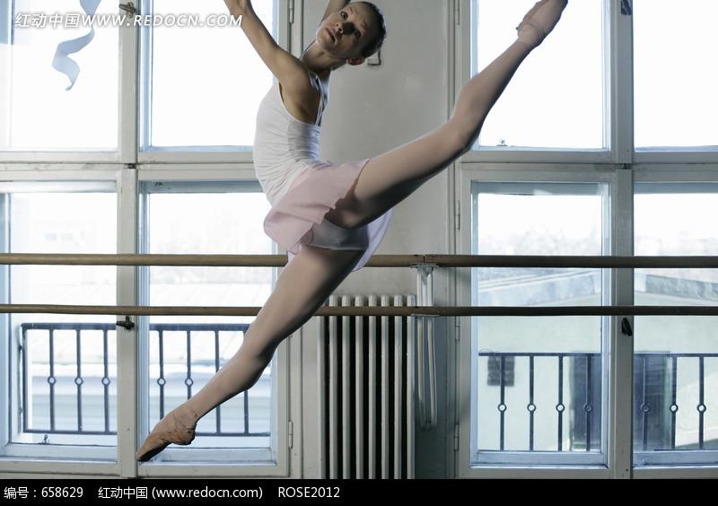 纵情跳芭蕾舞的女孩图片编号:658629 其他
