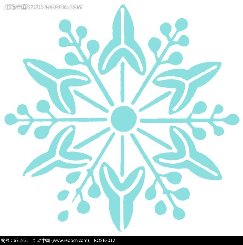 雪花片拼插作品 雪花片积木拼搭作品 雪花片拼插-雪花剪纸简易 雪花剪