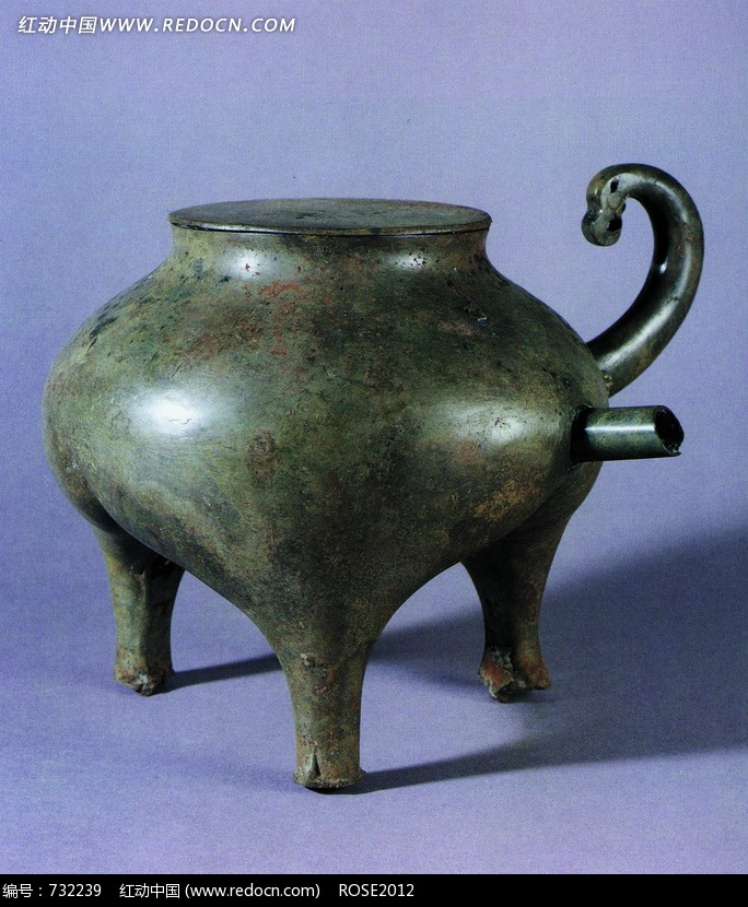 青铜壶图片设计图片