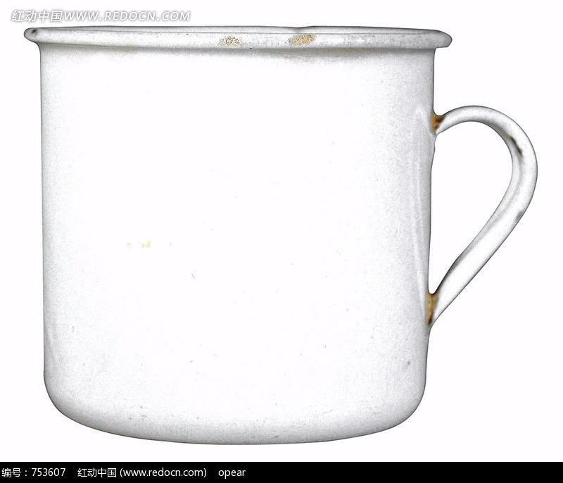 老式白茶缸图片