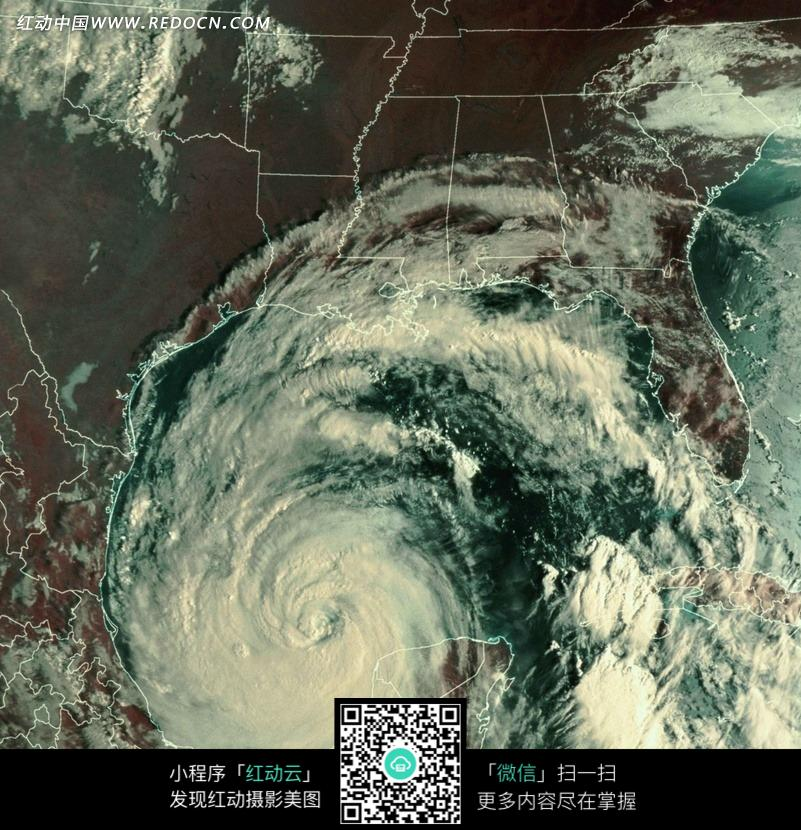 卫星云图天气预报一周