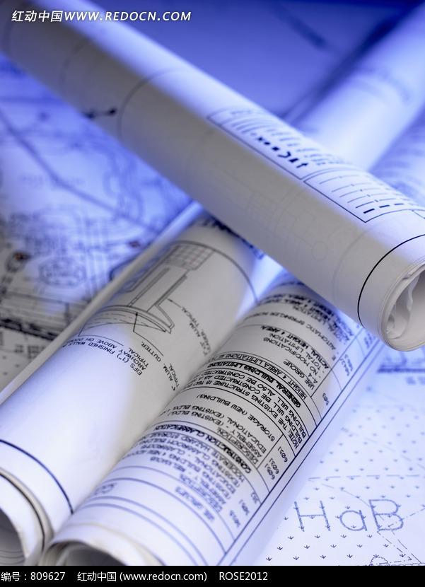 图纸堆放在一起的工程三个图片(编号:809627)cad一起如何份把图纸几放图片