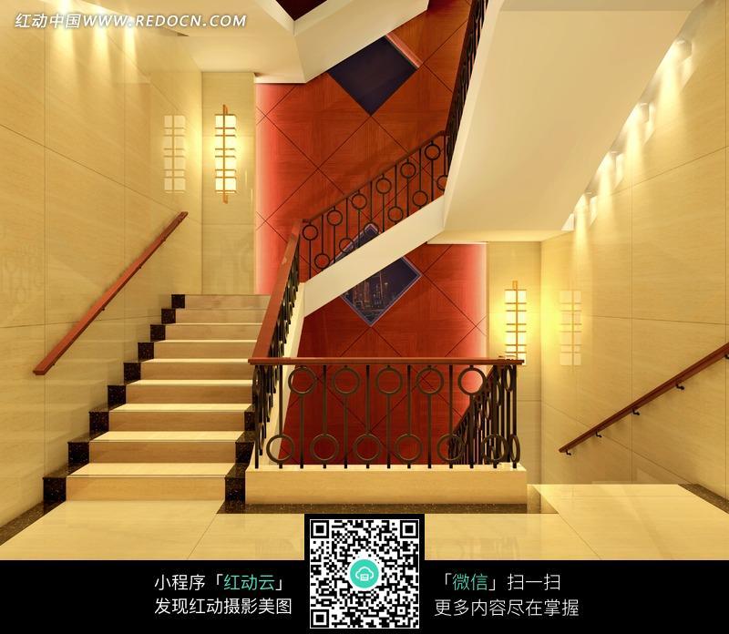 楼梯间设计_建筑楼梯间设计图_楼梯间平面图
