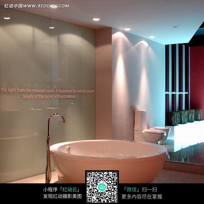大气简约的 陶瓷卫浴展厅效果图 图片 环境图片高清图片