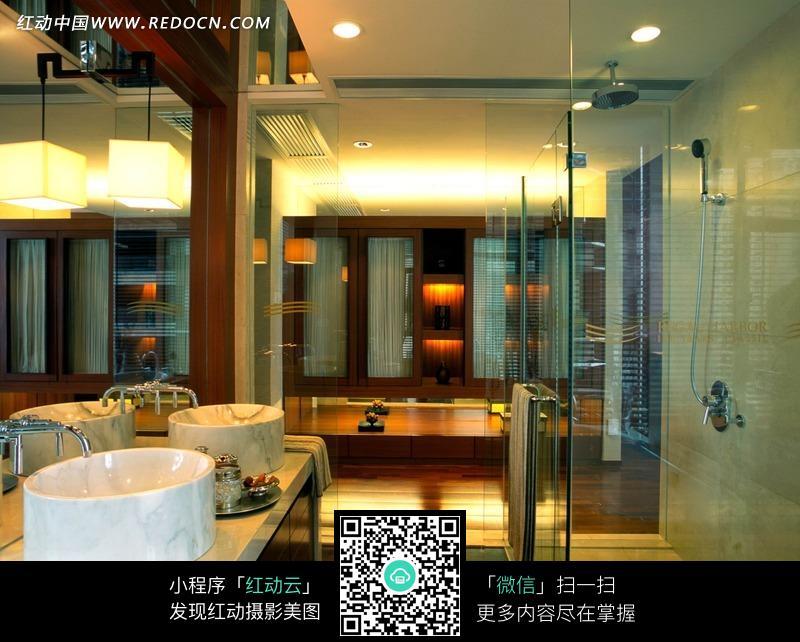 洗手间图片 环境图片 831545 高清图片