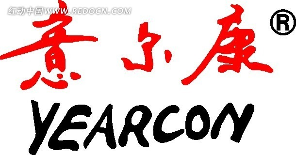 意尔康标志-标志 logo 图标矢量图下载(编号:843379)