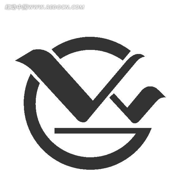 简洁创意图形logo标志设计矢量图(编号:849159)图片