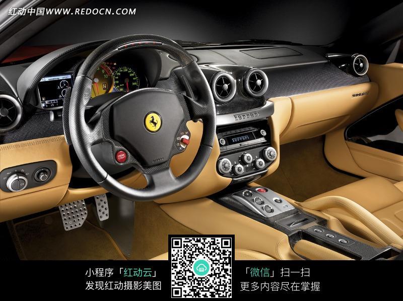 法拉利599高清图片