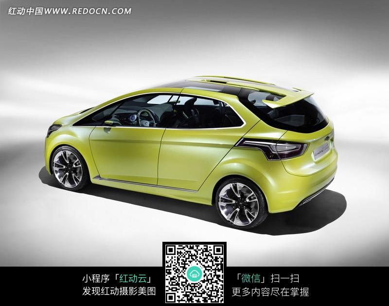 福特iosis max概念车侧面图片设计图片高清图片