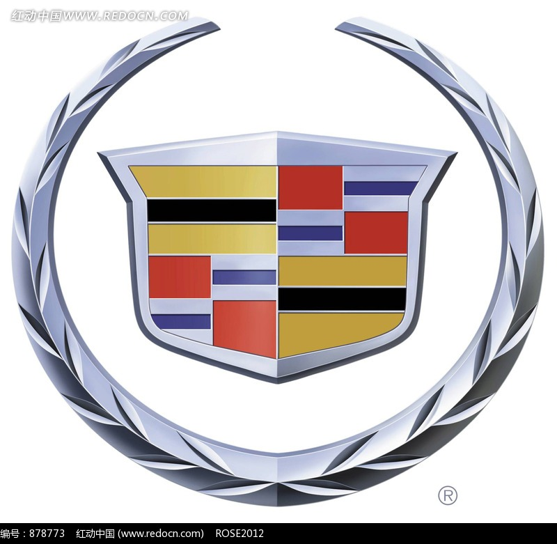 凯迪拉克 汽车 标志图片 图片 生活用品 日常生活高清图片