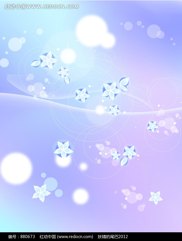 瓣图片 花纹 花边 线条 背景图库下载 编号 880673 -蓝紫色背景上的白